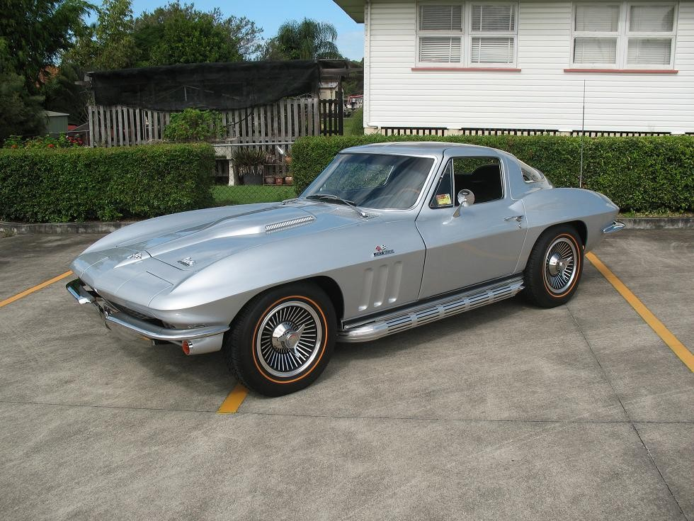 1966 Chevrolet Corvette  Sting-Ray