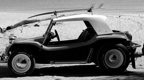 1961 Volkswagen Meyers Manx Buggy