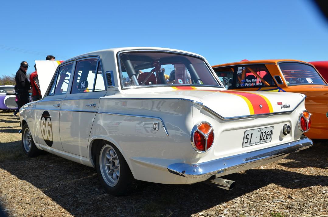 1966 Ford Mk1 Cortina GT