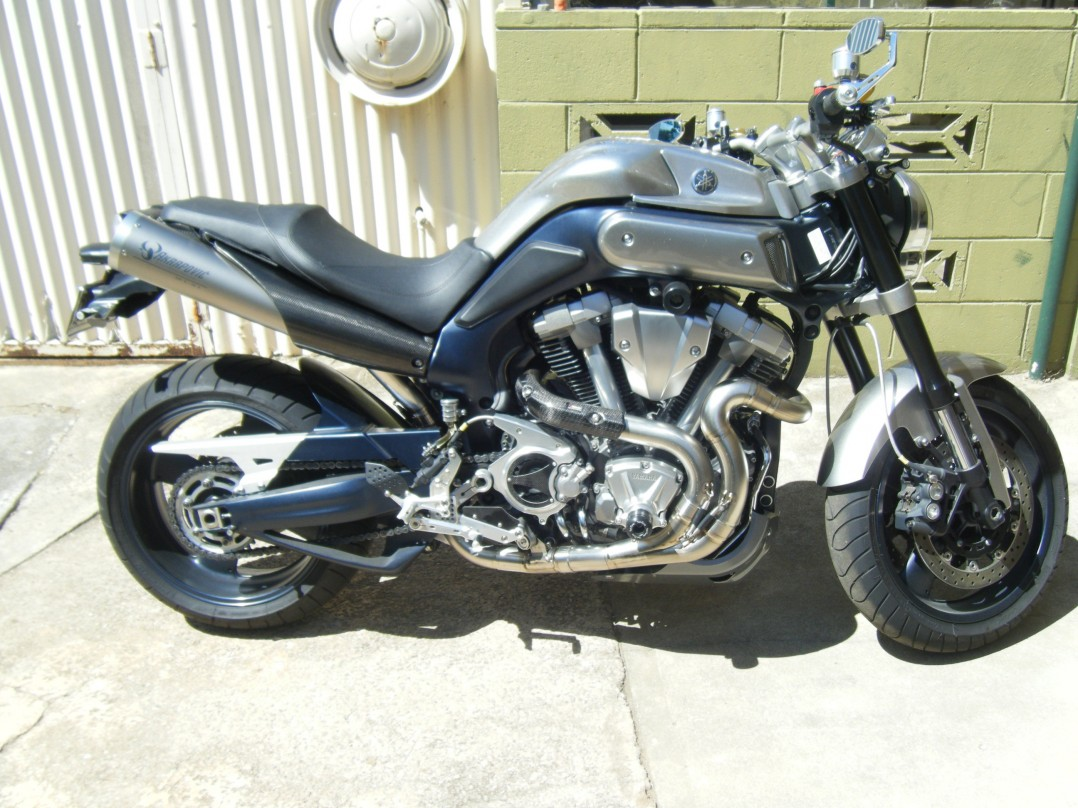 2006 Yamaha MT-01