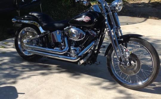 2006 Harley-Davidson 1450cc FXSTSI SPRINGER SOFTAIL