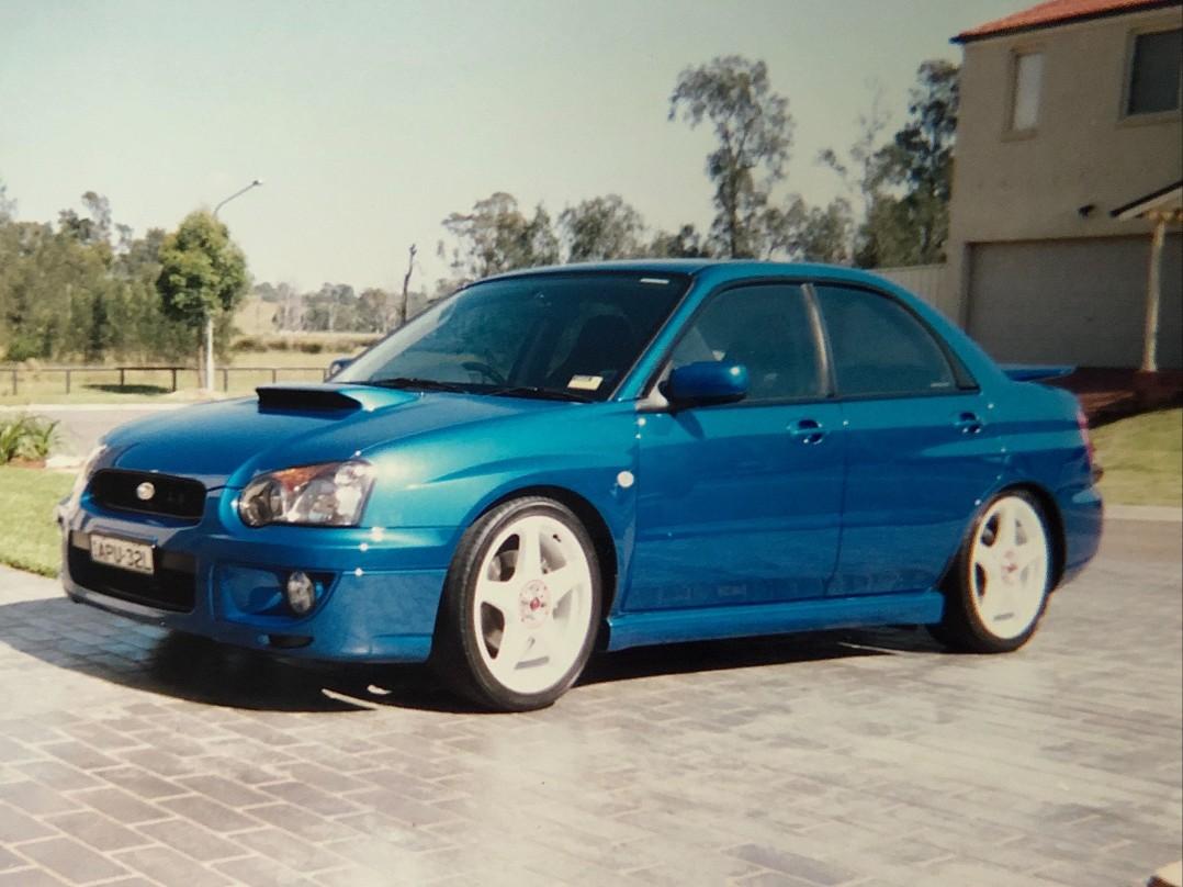 2005 Subaru IMPREZA WRX (AWD)