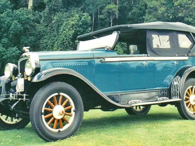 1928 Pontiac Tourer