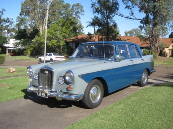 1964 Wolseley 6.110 MK11