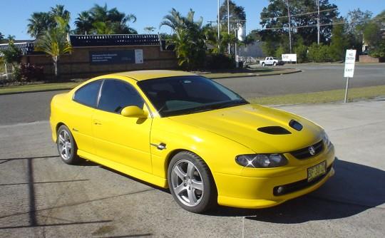 2001 Holden MONARO CV8