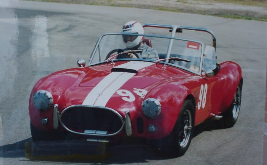 1991 AC Cobra kitcar 427