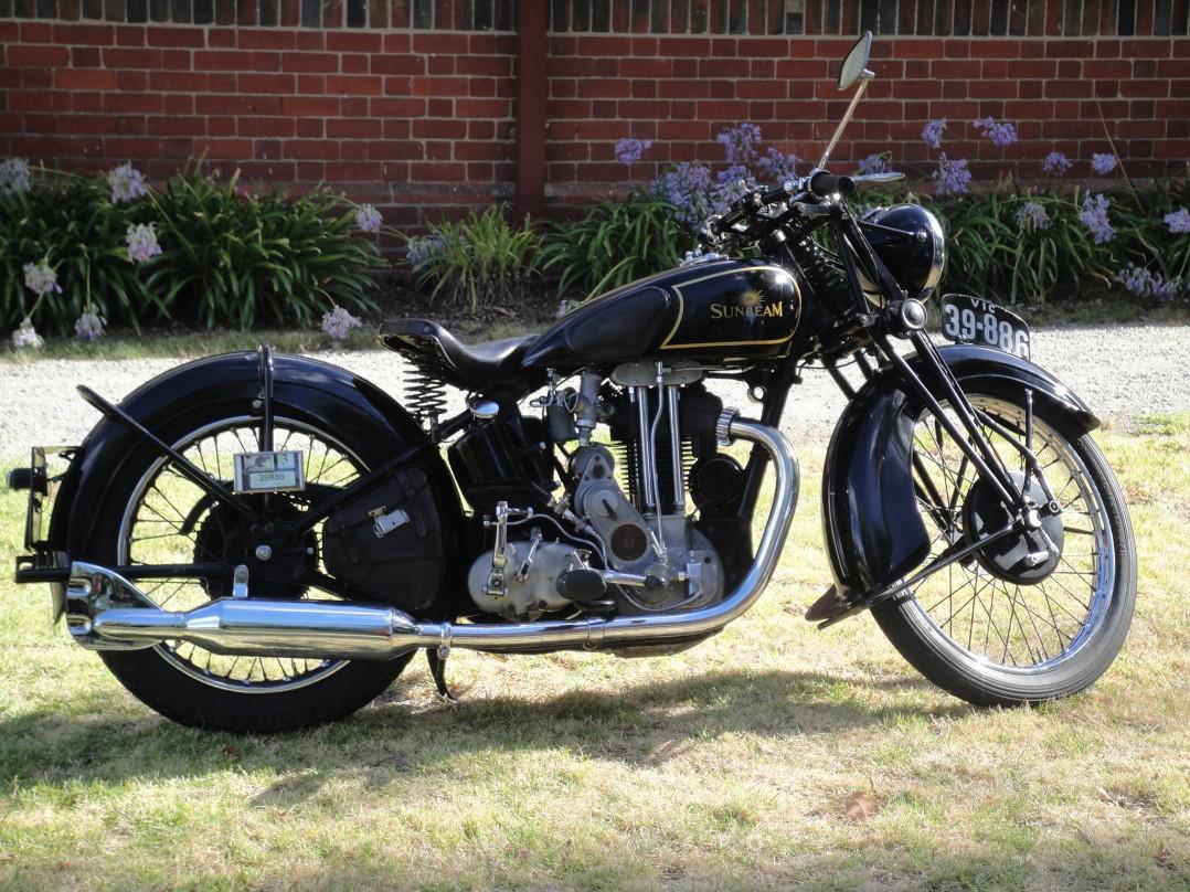 1936 Sunbeam Model 9
