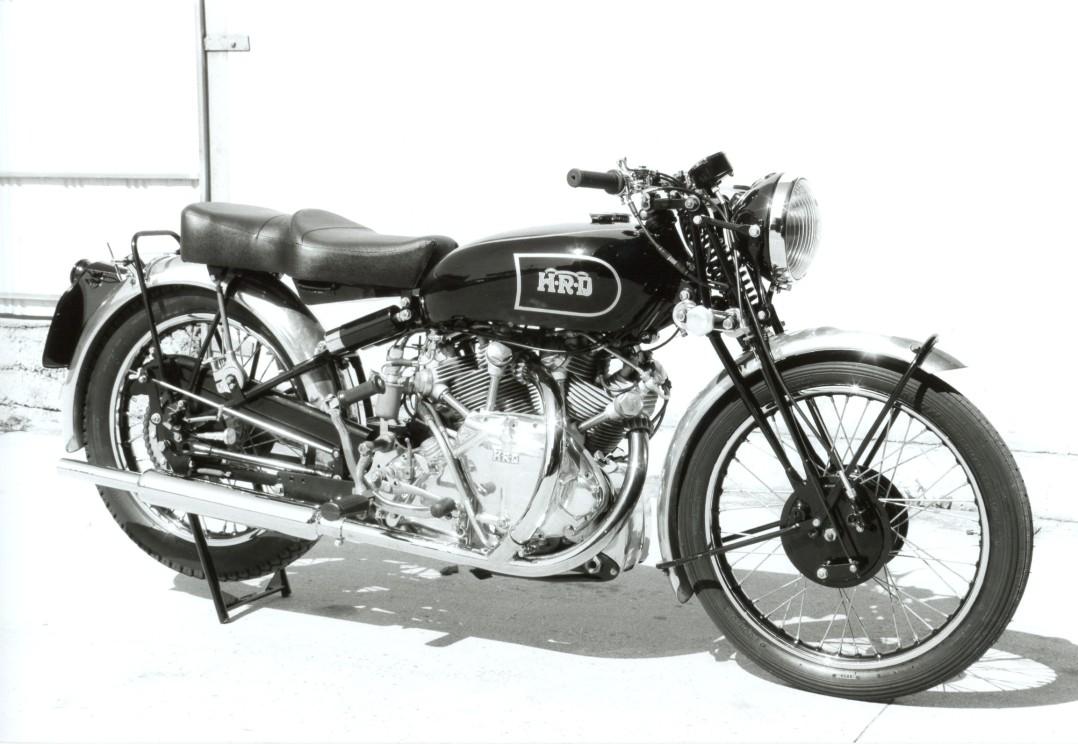 1949 Vincent HRD Rapide
