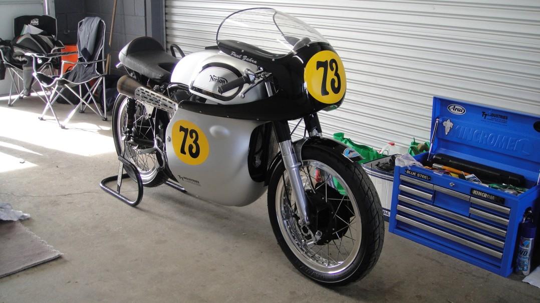 1962 Norton 1962 Factory Manx Spec. - M30