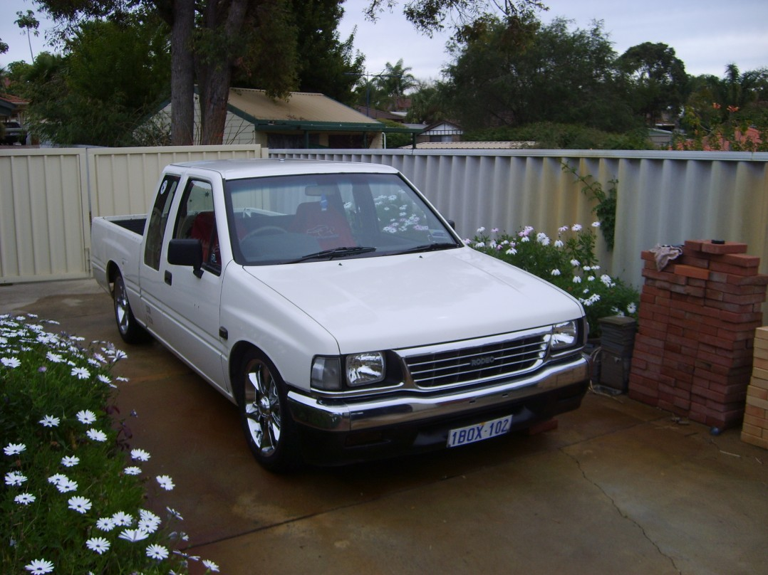 1994 Holden RODEO