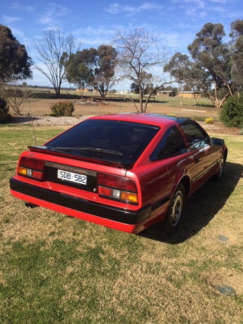 1987 Nissan 300zx Frazed Shannons Club