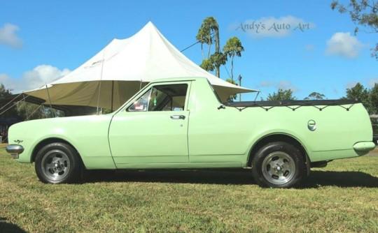 1971 Holden HG