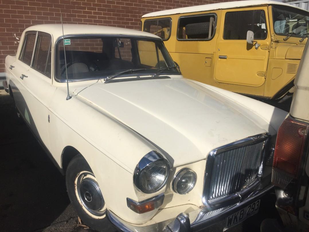 1966 Austin Vanden Plas Princess R