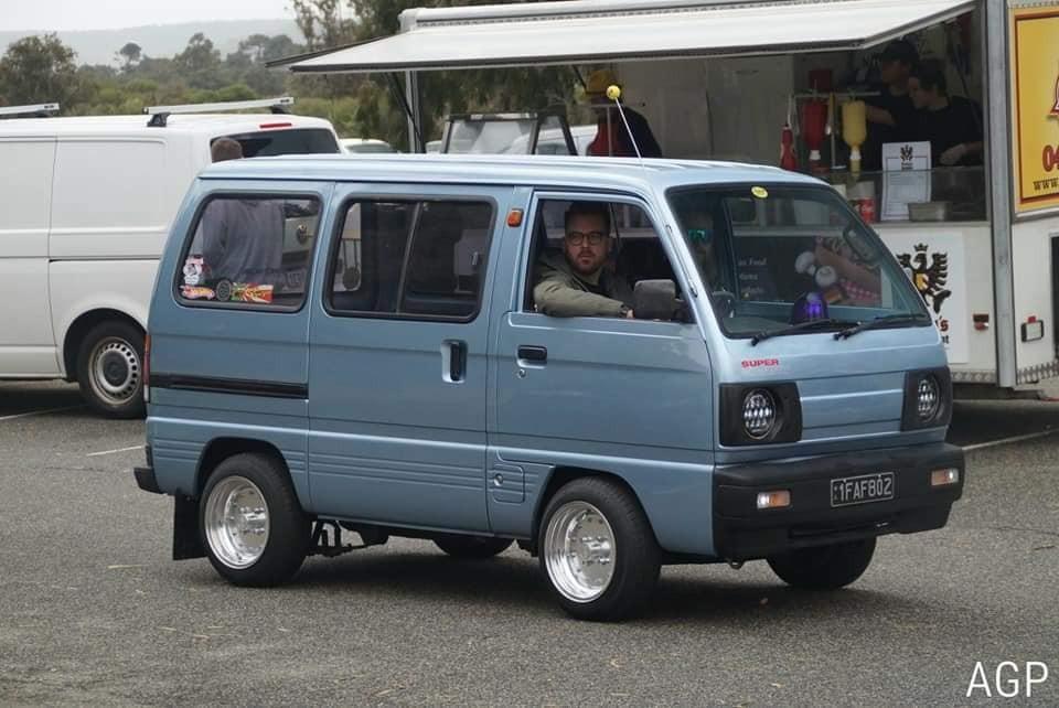 1989 Suzuki SUPER CARRY