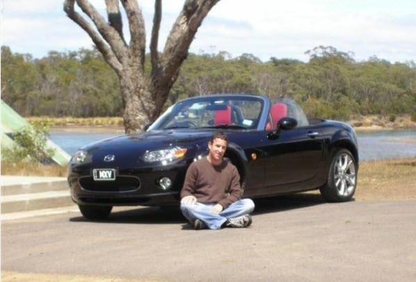 2005 Mazda MX-5 LIMITED EDITION