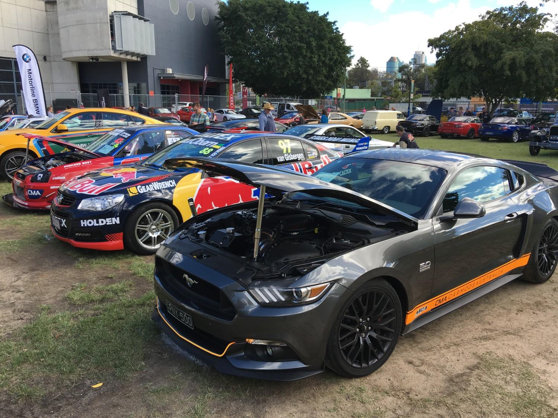 East Brisbane State School - Car Show Extravaganza - Shannons Club