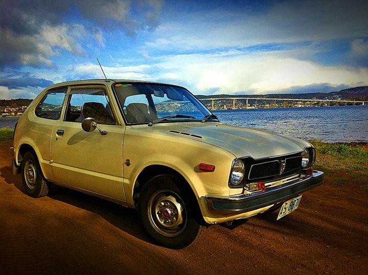 1977 Honda CIVIC 1200