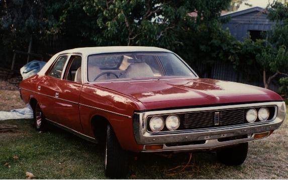 1975 Chrysler CHRYSLER