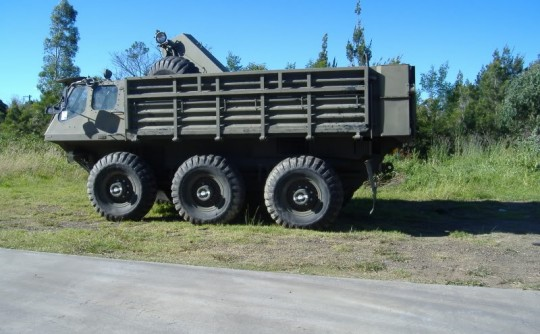 1969 Alvis  Stalwart FV 623 Amphibious High Mobility Load carrier