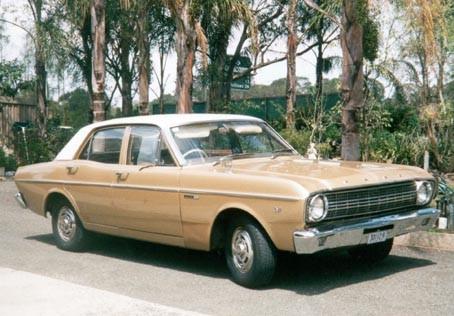 1967 Ford Falcon 500