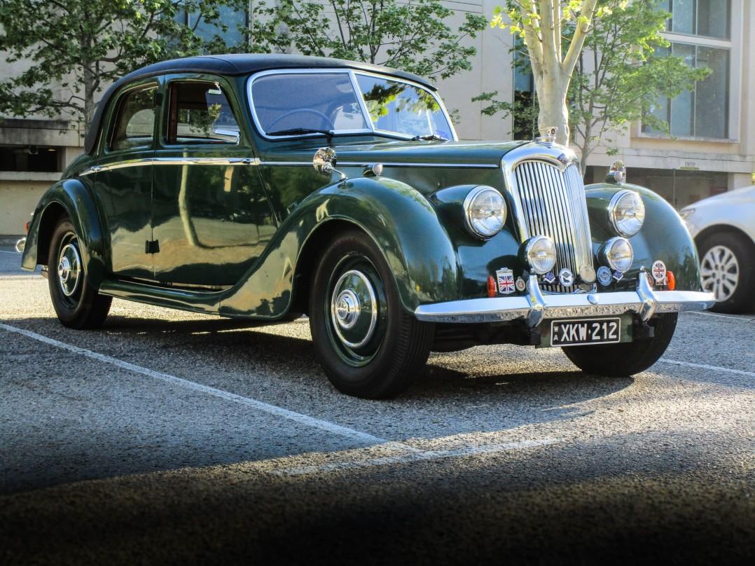 1951 Riley RMA