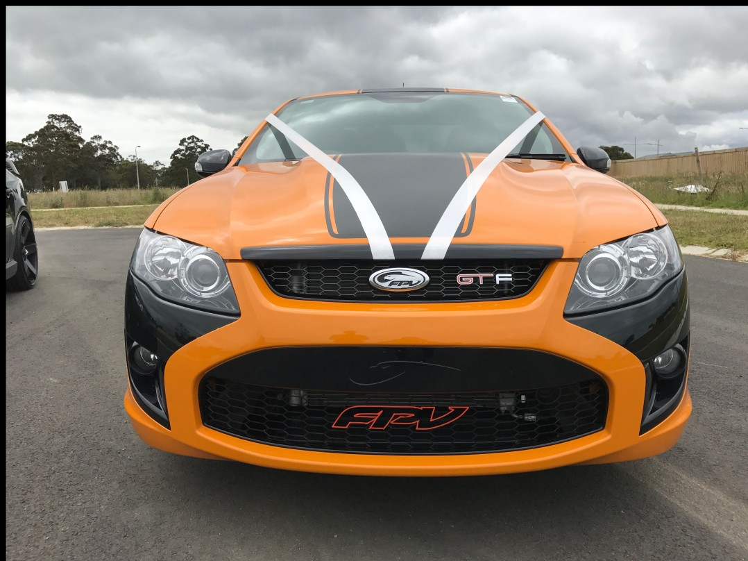 2014 Ford Performance Vehicles FPV GTF
