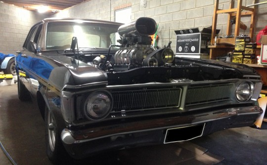1972 Ford XY FAIRMONT