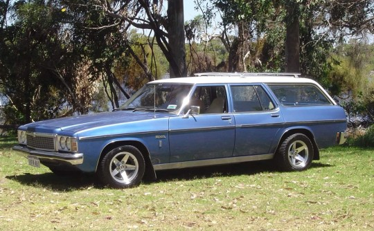 1978 Holden PREMIER