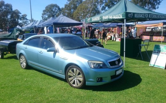 2008 Holden Caprice MY09