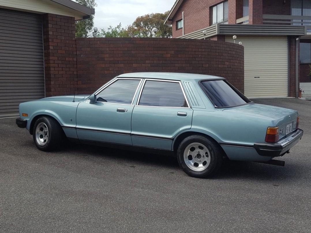 1977 Ford CORTINA GHIA