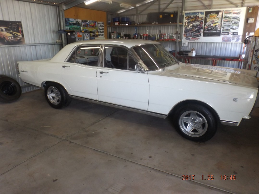 1970 Ford ZC FAIRLANE