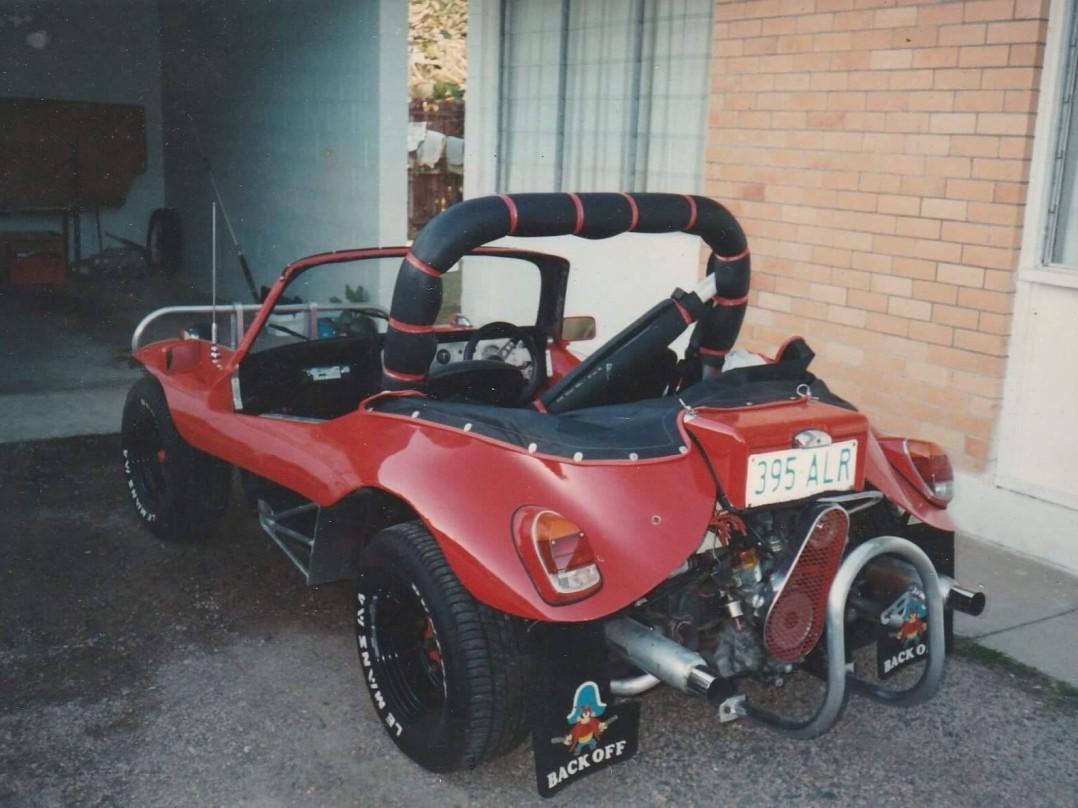 1958 VW Manta