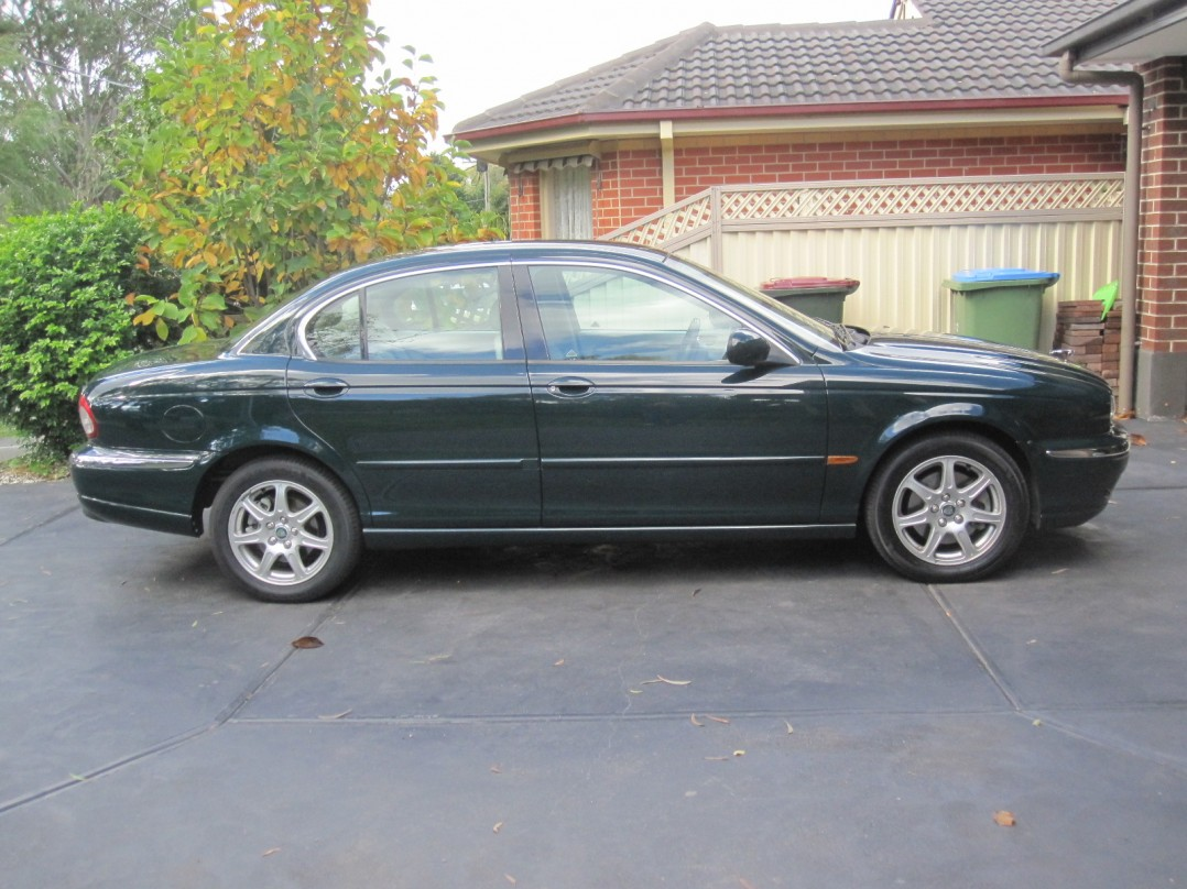 2002 Jaguar X TYPE 2.1 V6 LE