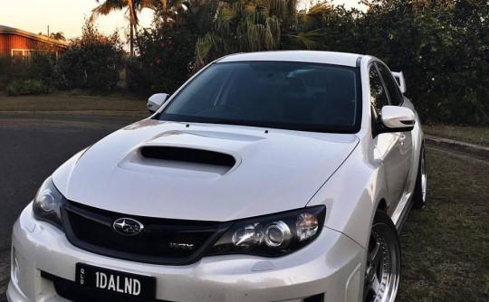 2012 Subaru IMPREZA WRX CLUB SPEC