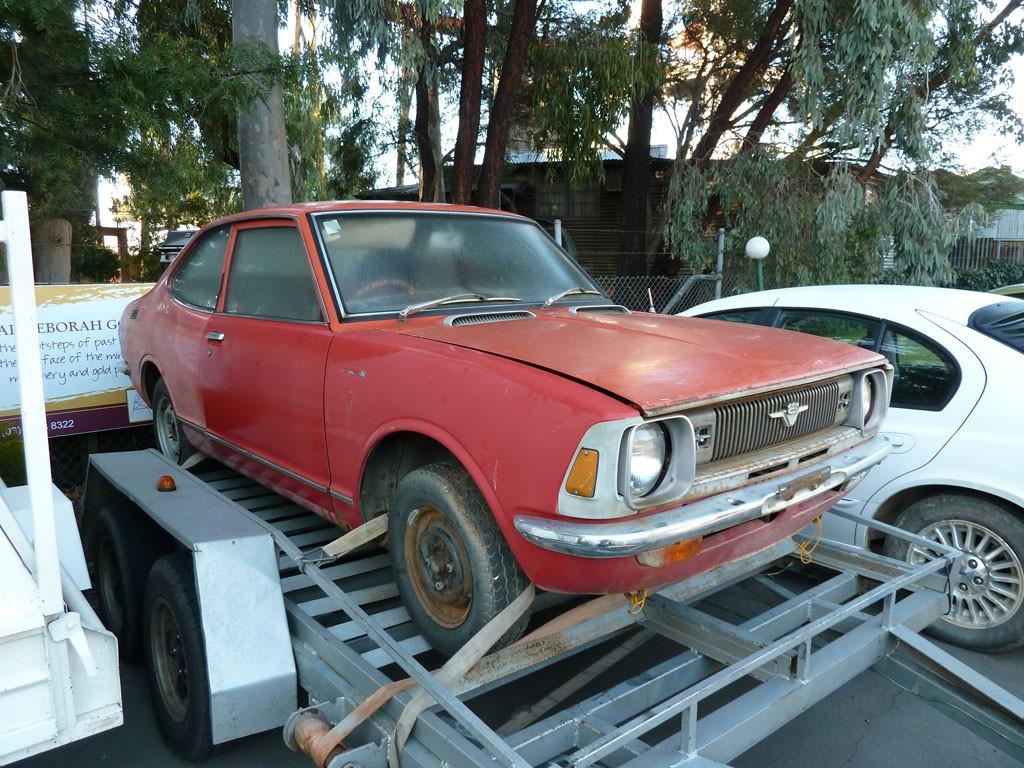 1974 Toyota KE25 Corolla