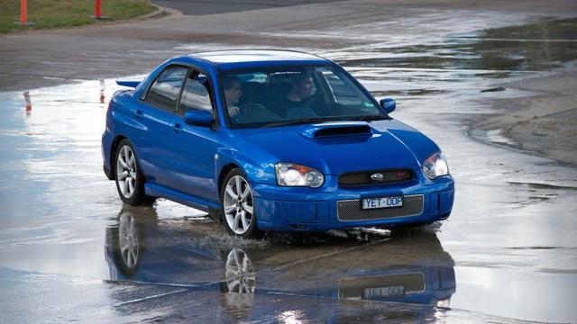 2003 Subaru Impreza WRX Petter Solberg Edition