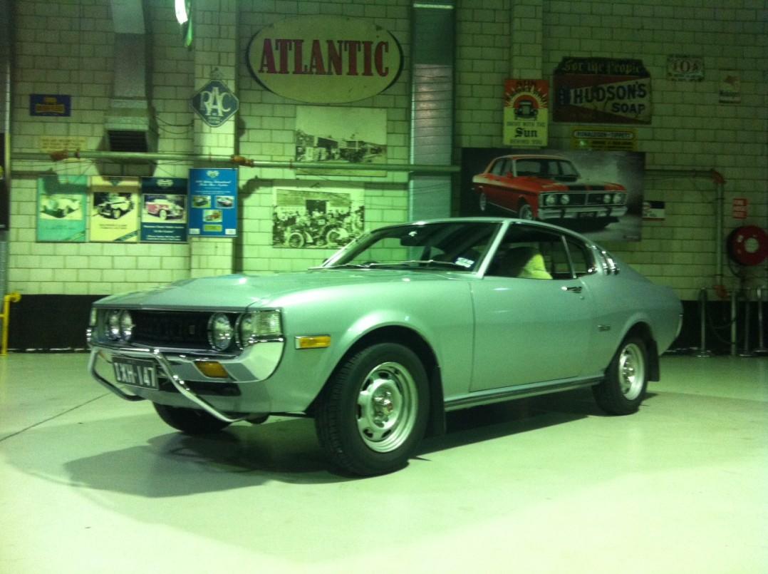 1977 Toyota CELICA LT