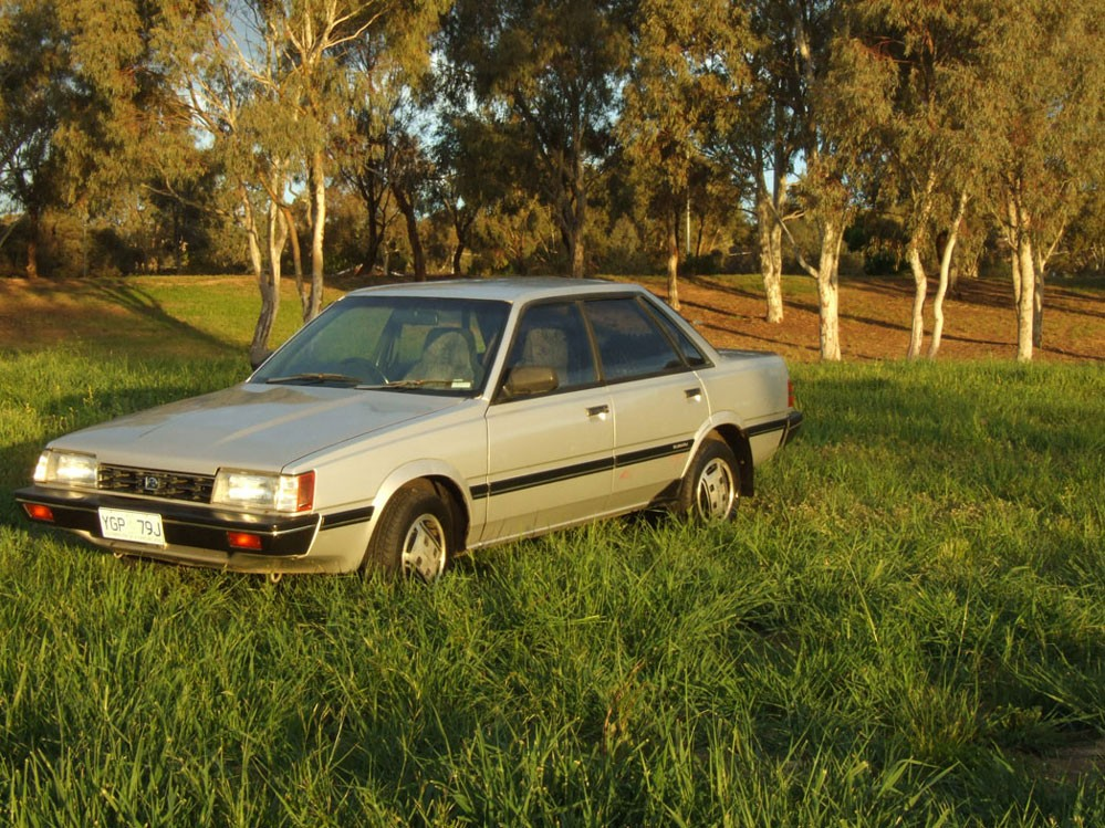 1987 Subaru LEONE TURBO