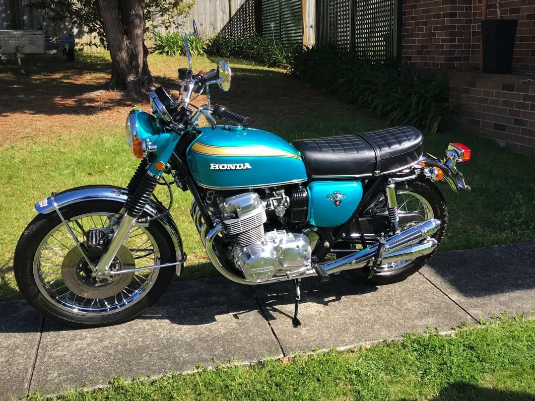 1971 Honda 736cc CB750K