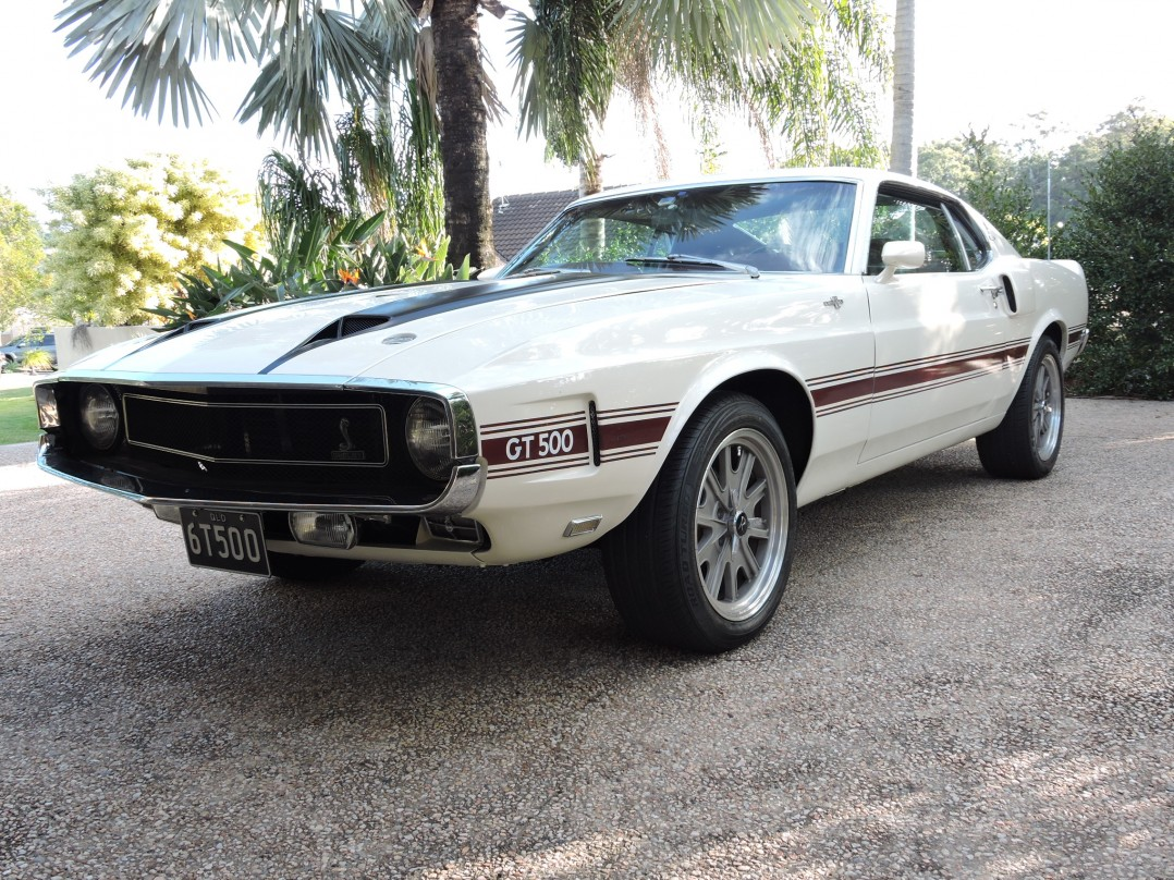 1969 Ford Shelby GT500 Shelby GT500
