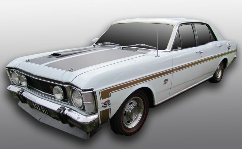 1970 Ford Falcon GT
