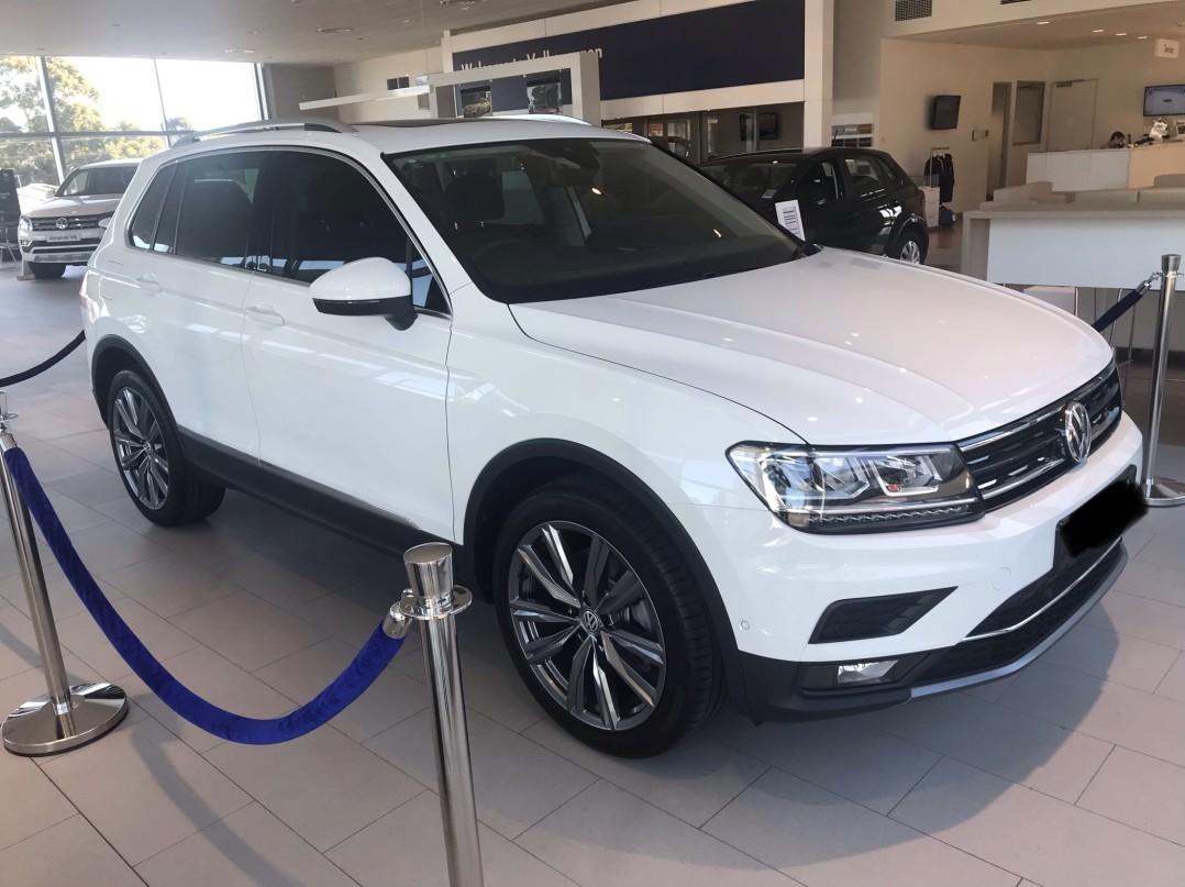 2018 Volkswagen TIGUAN 2.0 TSI