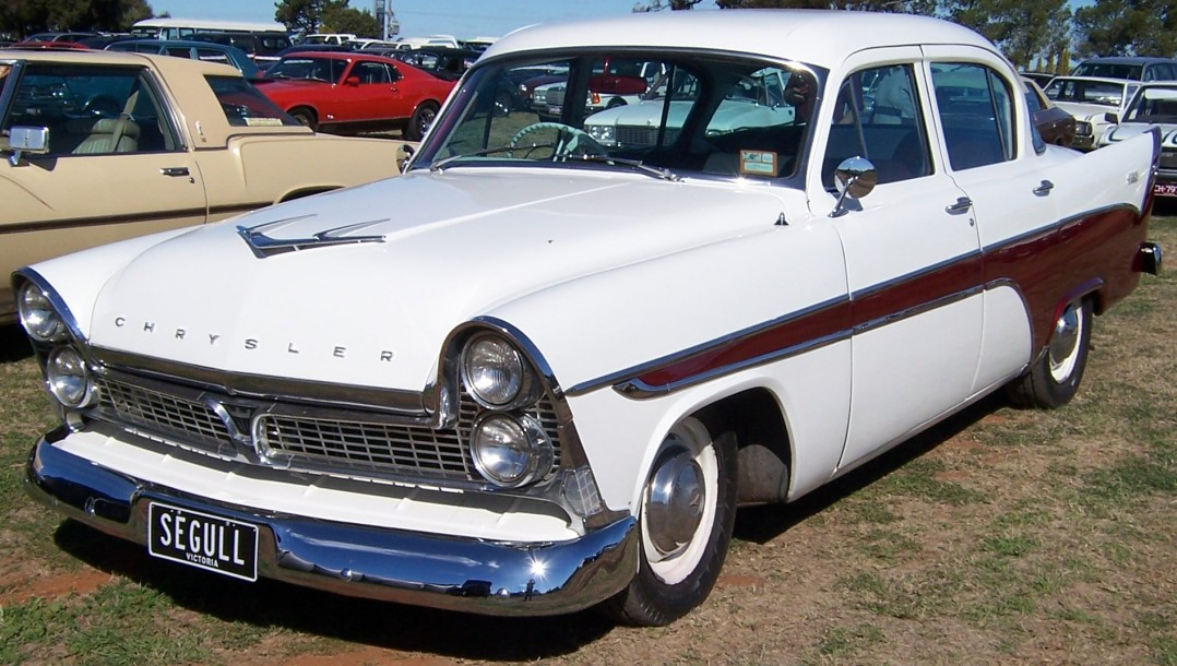 1960 Chrysler royale