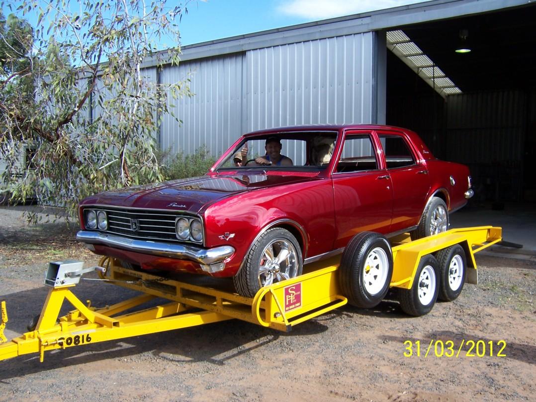 1970 Holden Premier HG