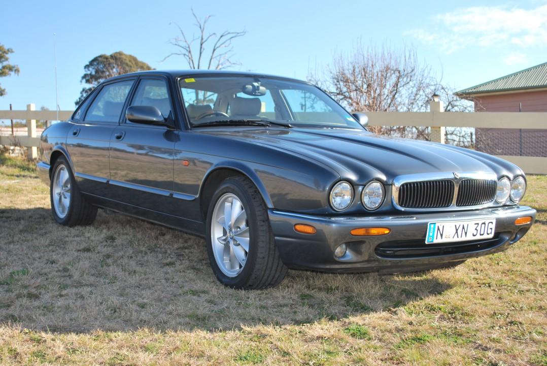 1998 Jaguar XJ Sport
