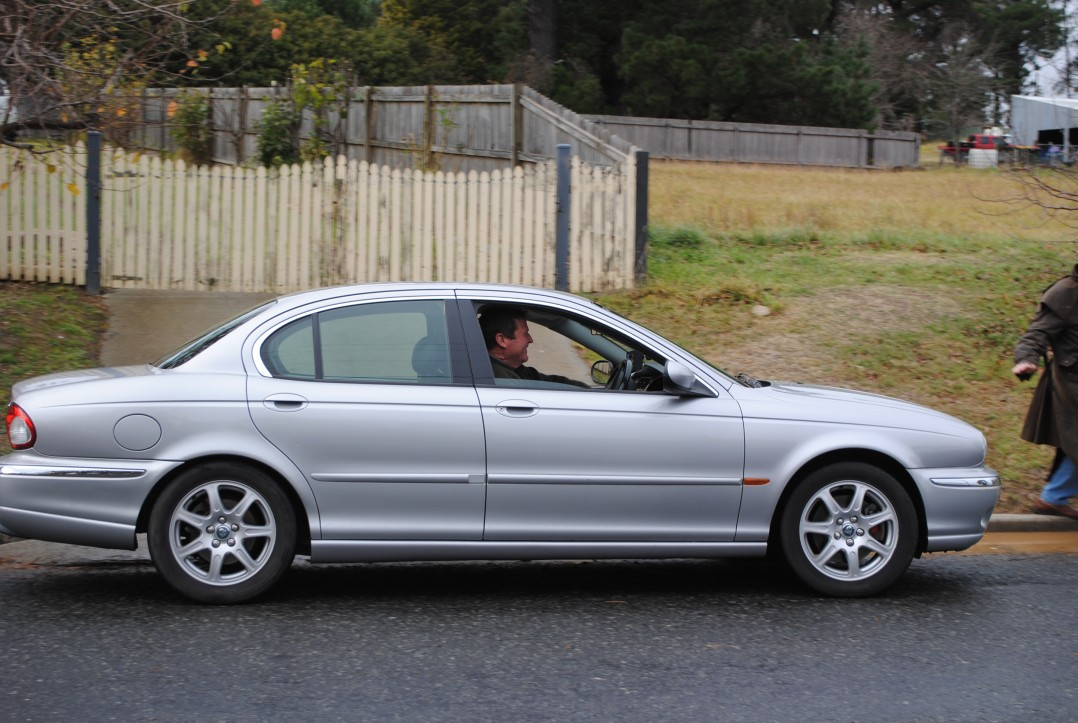 2002 Jaguar X TYPE 2.1 SPORT