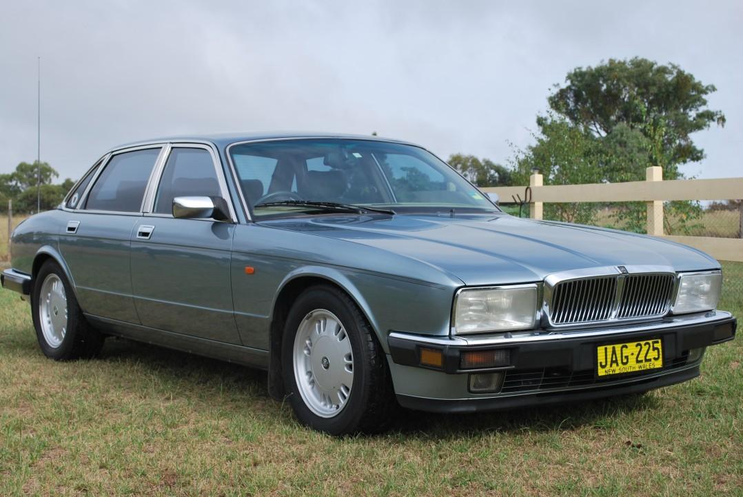 1994 Jaguar XJ40 Sovereign