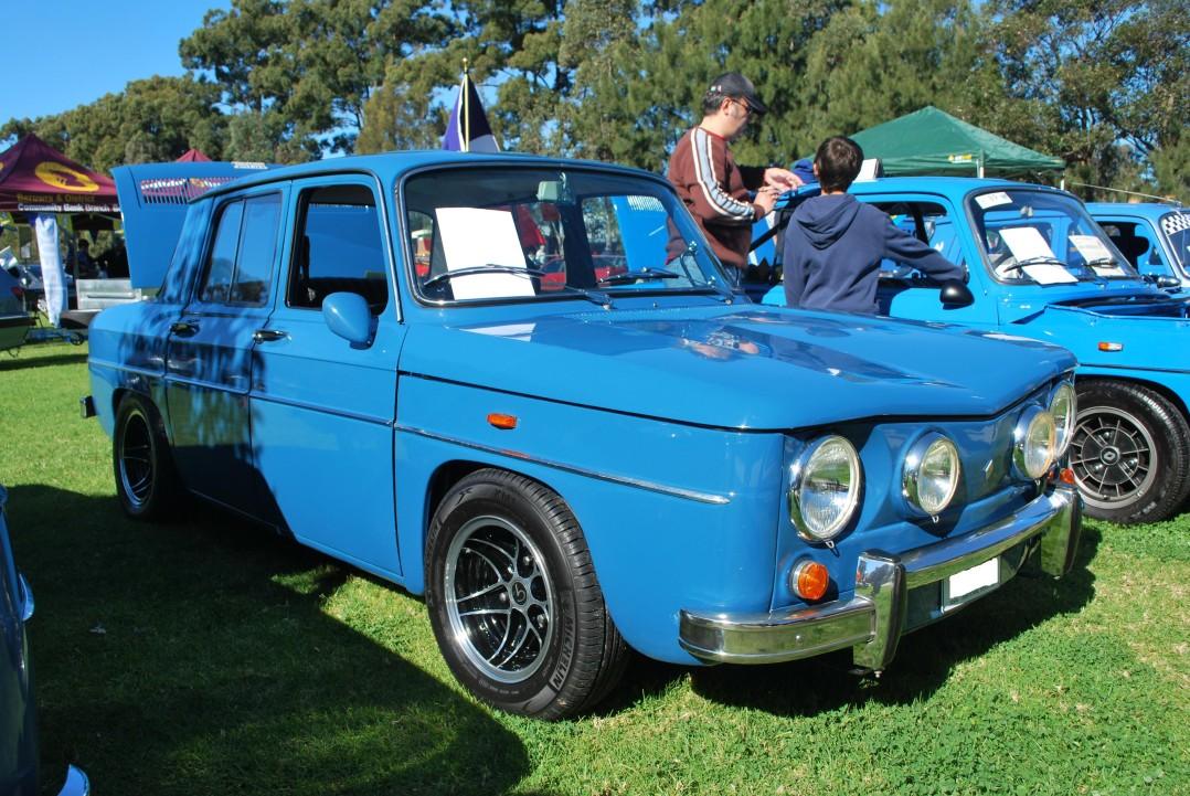 1967 Renault R1135 Gordini