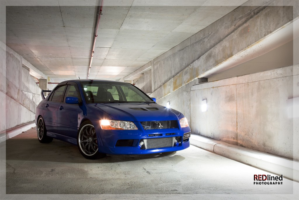 2001 Mitsubishi Evolution 7