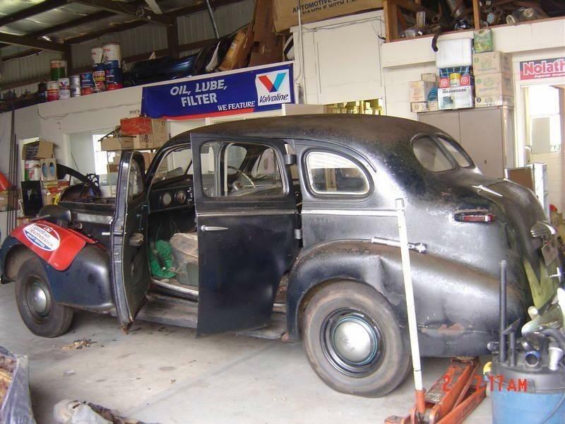 1937 Oldsmobile L37
